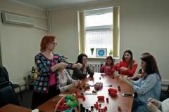 мастер-класс вязание  Татьяна Рыкова
