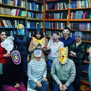 арт-терапия маски