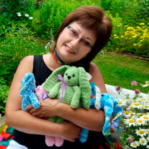 Фирсова Ольга мастер-классы по вязанию